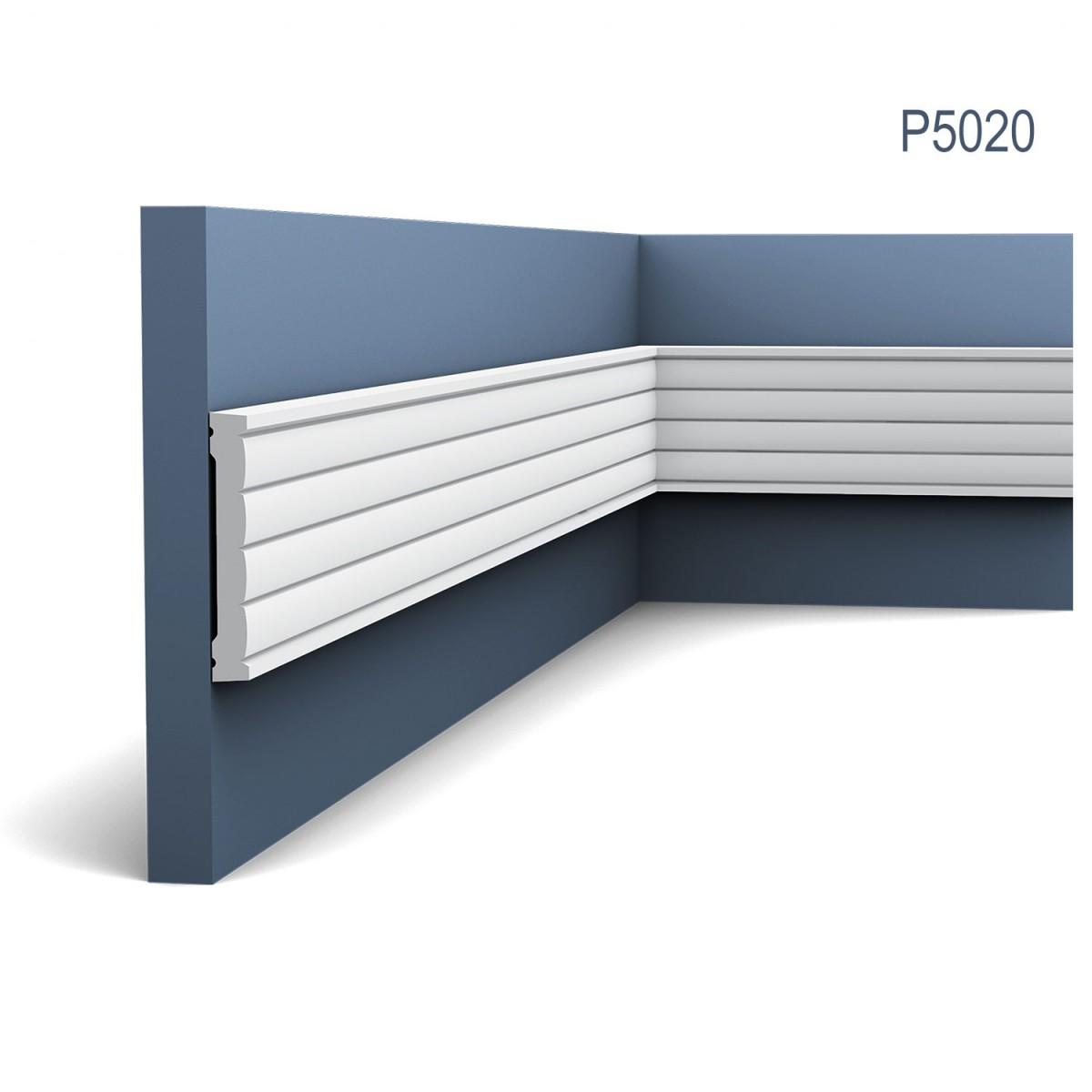 Brau Luxxus P5020, Dimensiuni: 200 X 9.1 X 1.3 cm, Orac Decor