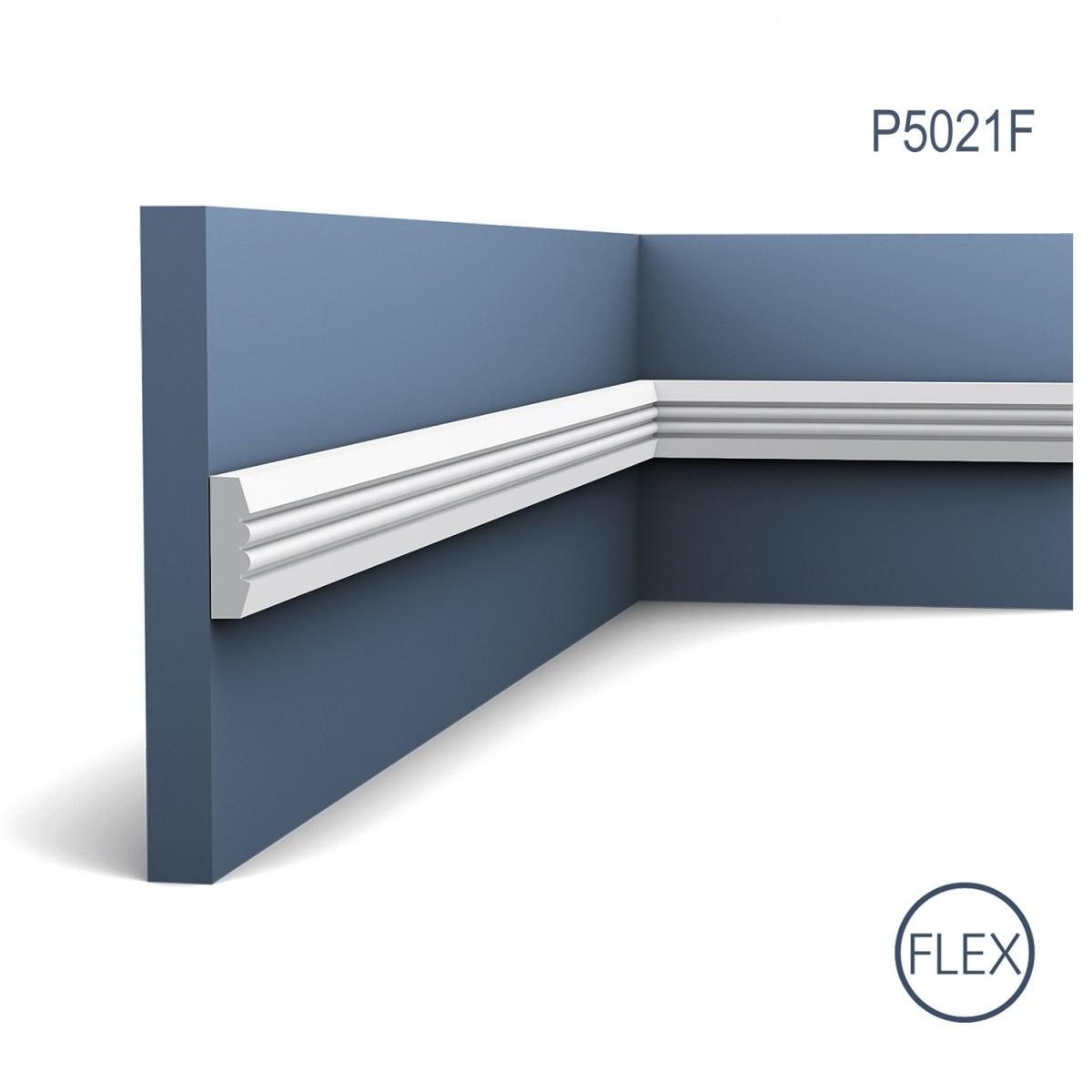 Brau Flex Luxxus P5021F, Dimensiuni: 200 X 3.1 X 0.9 cm, Orac Decor