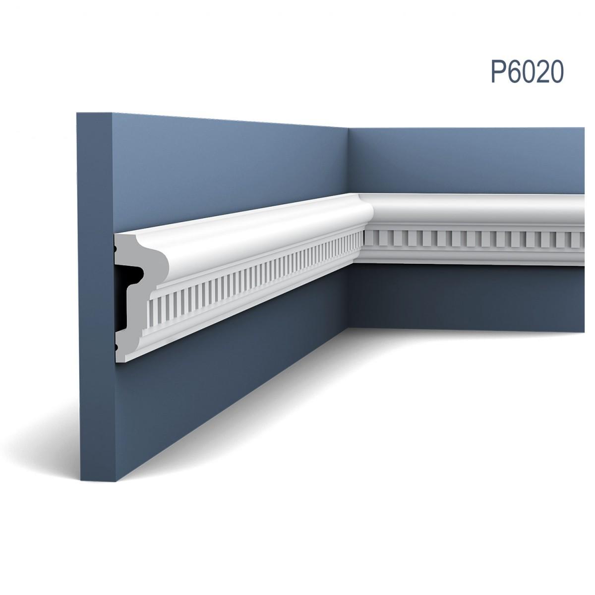 Brau Luxxus P6020, Dimensiuni: 200 X 6.4 X 2.8 cm, Orac Decor
