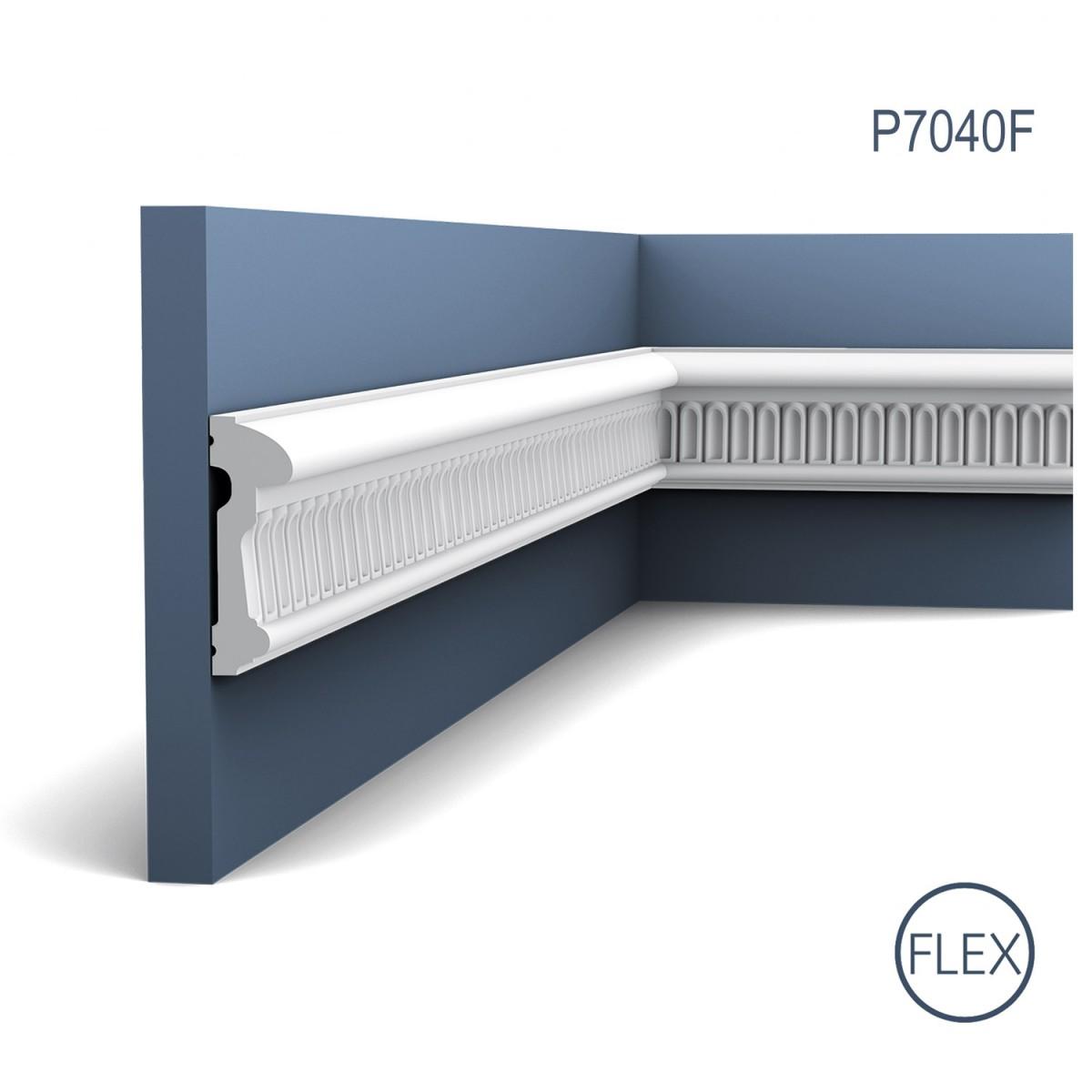 Brau Flex Luxxus P7040F, Dimensiuni: 200 X 7.9 X 2.6 cm, Orac Decor