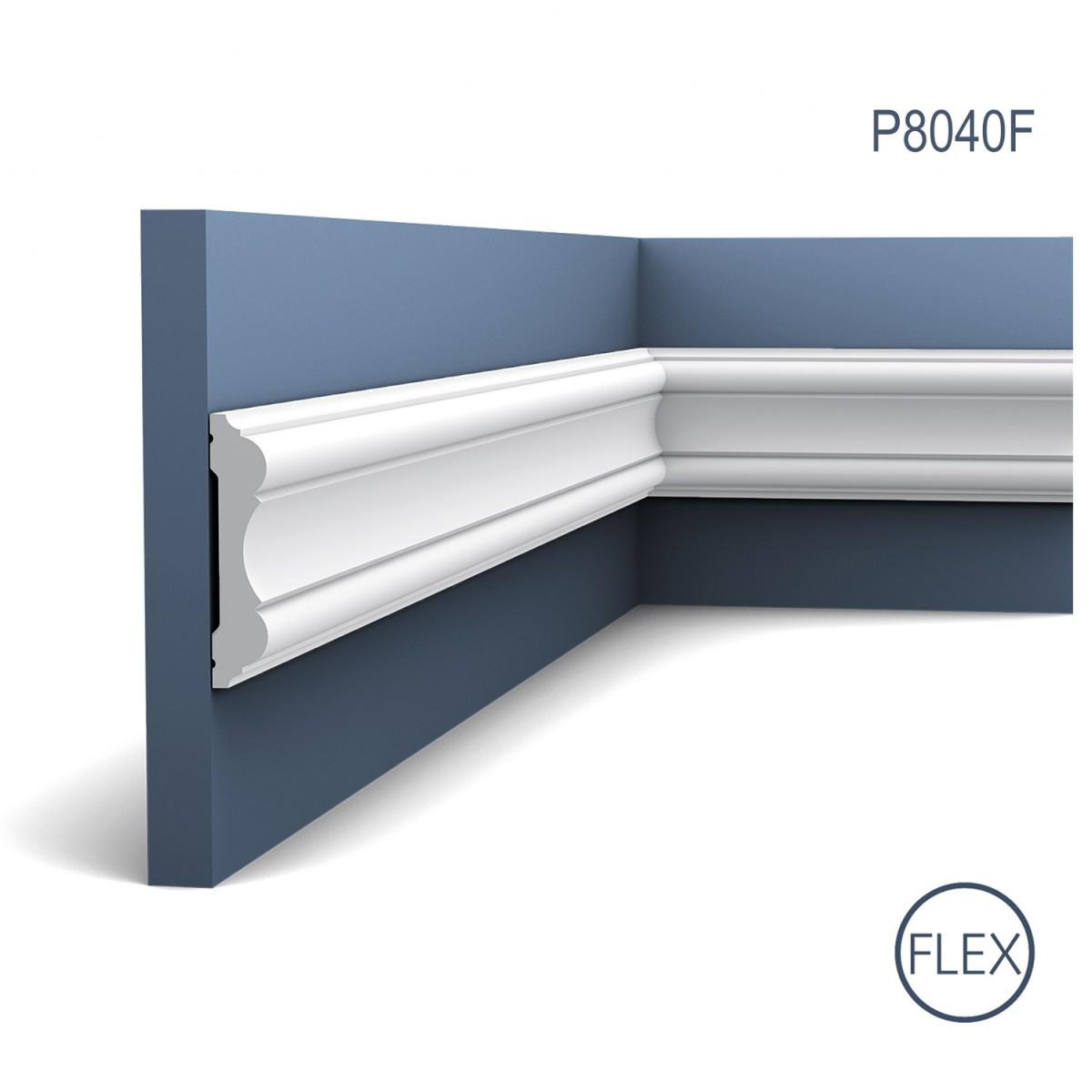 Brau Flex Luxxus P8040F, Dimensiuni: 200 X 10.1 X 2.2 cm, Orac Decor