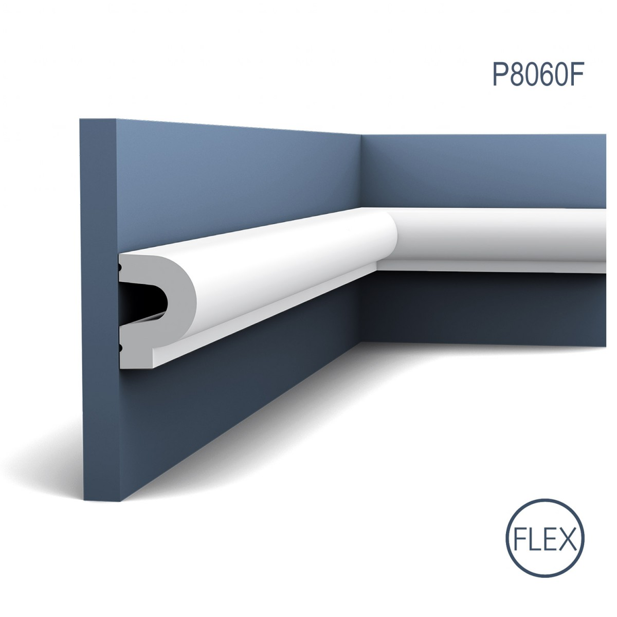 Brau Flex Luxxus P8060F, Dimensiuni: 200 X 5 X 3.5 cm, Orac Decor