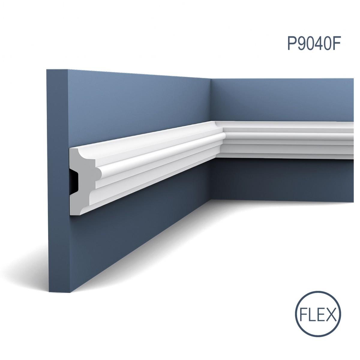 Brau Flex Luxxus P9040F, Dimensiuni: 200 X 5 X 2.5 cm, Orac Decor