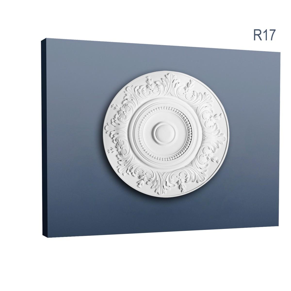 Rozeta Luxxus R17, Dimensiuni: diam. 47 cm (H: 3,5 cm), Orac Decor