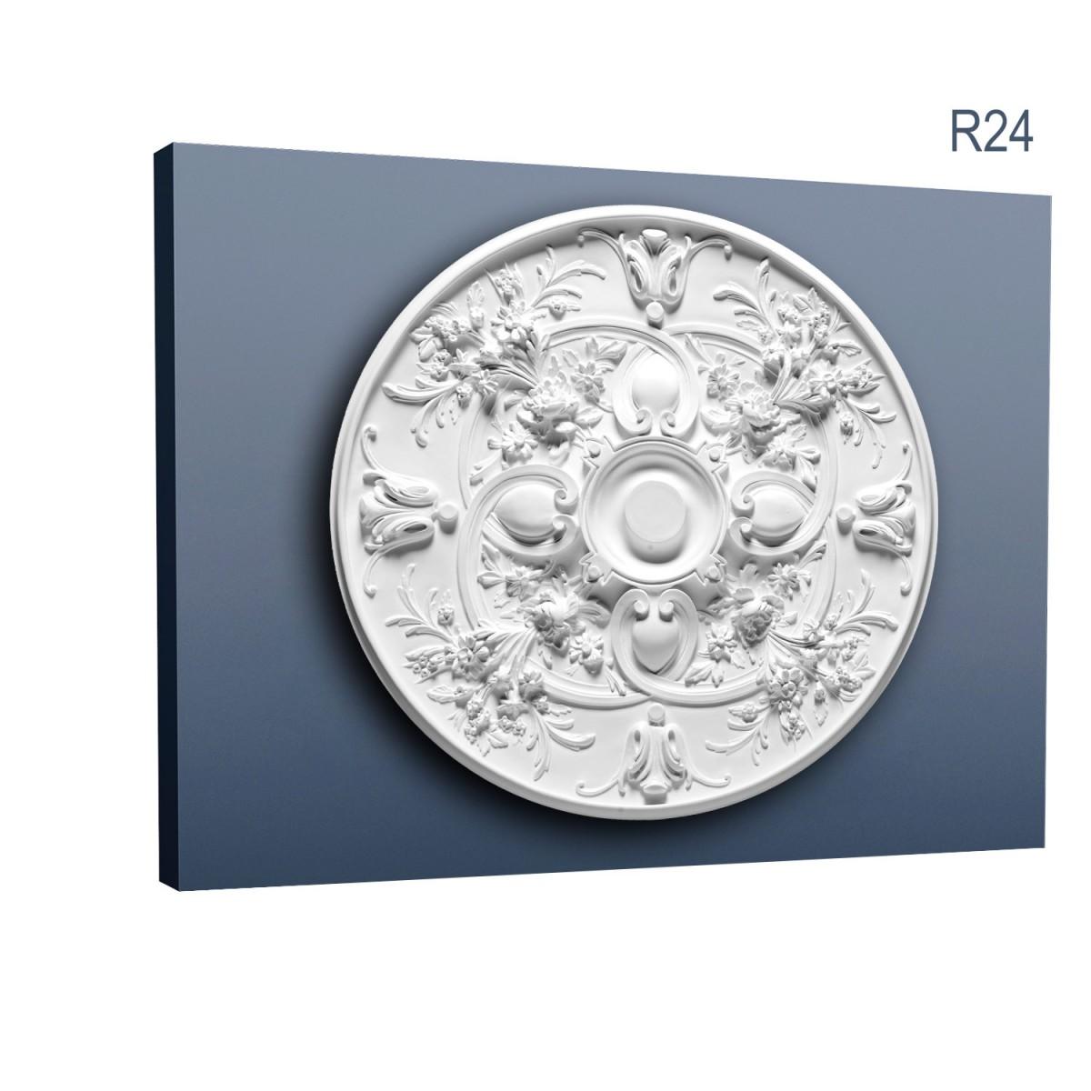 Rozeta Luxxus R24, Dimensiuni: diam. 79 cm (H: 6 cm), Orac Decor