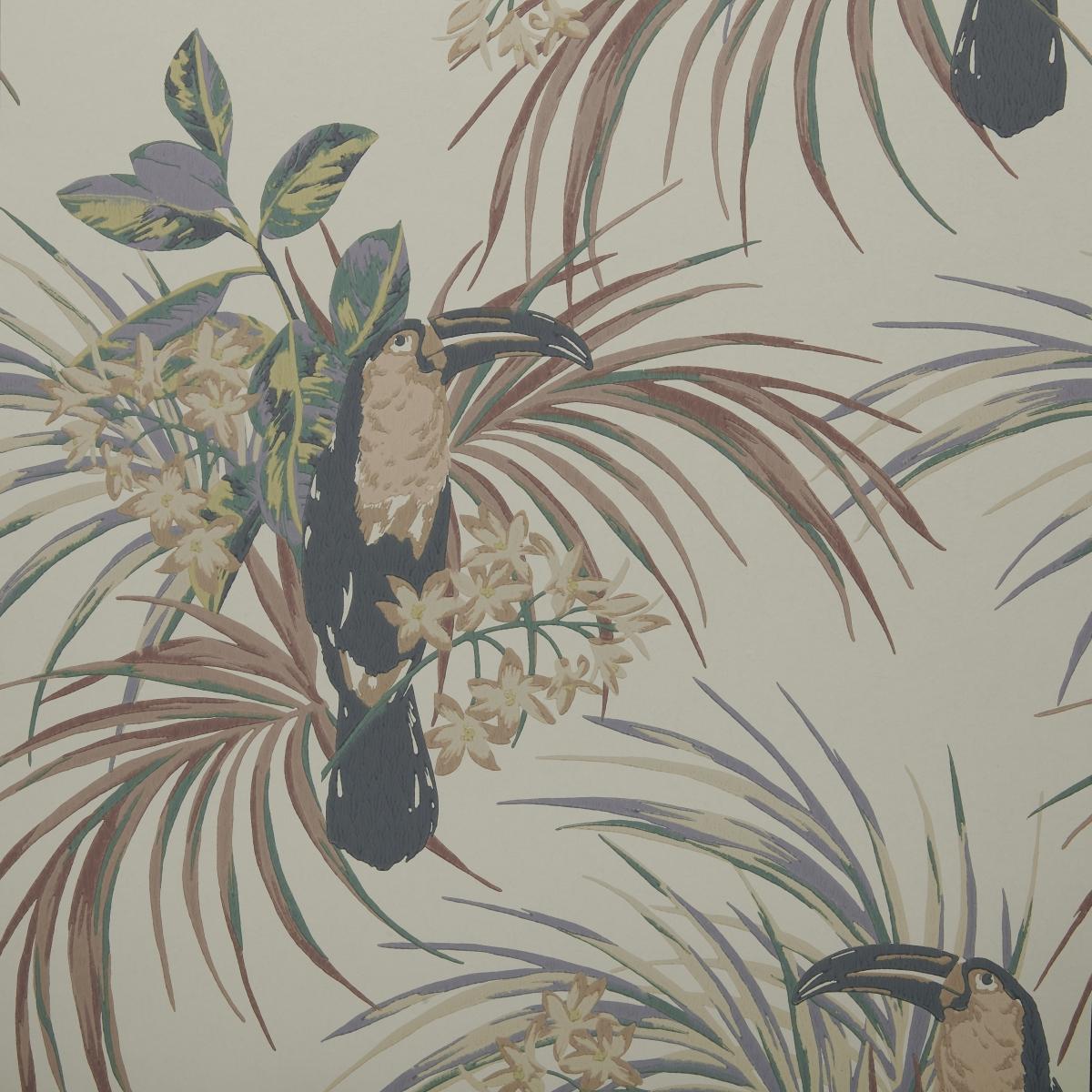 Tapet Le Toucan, 1838 Wallcoverings, 5.3mp / rola