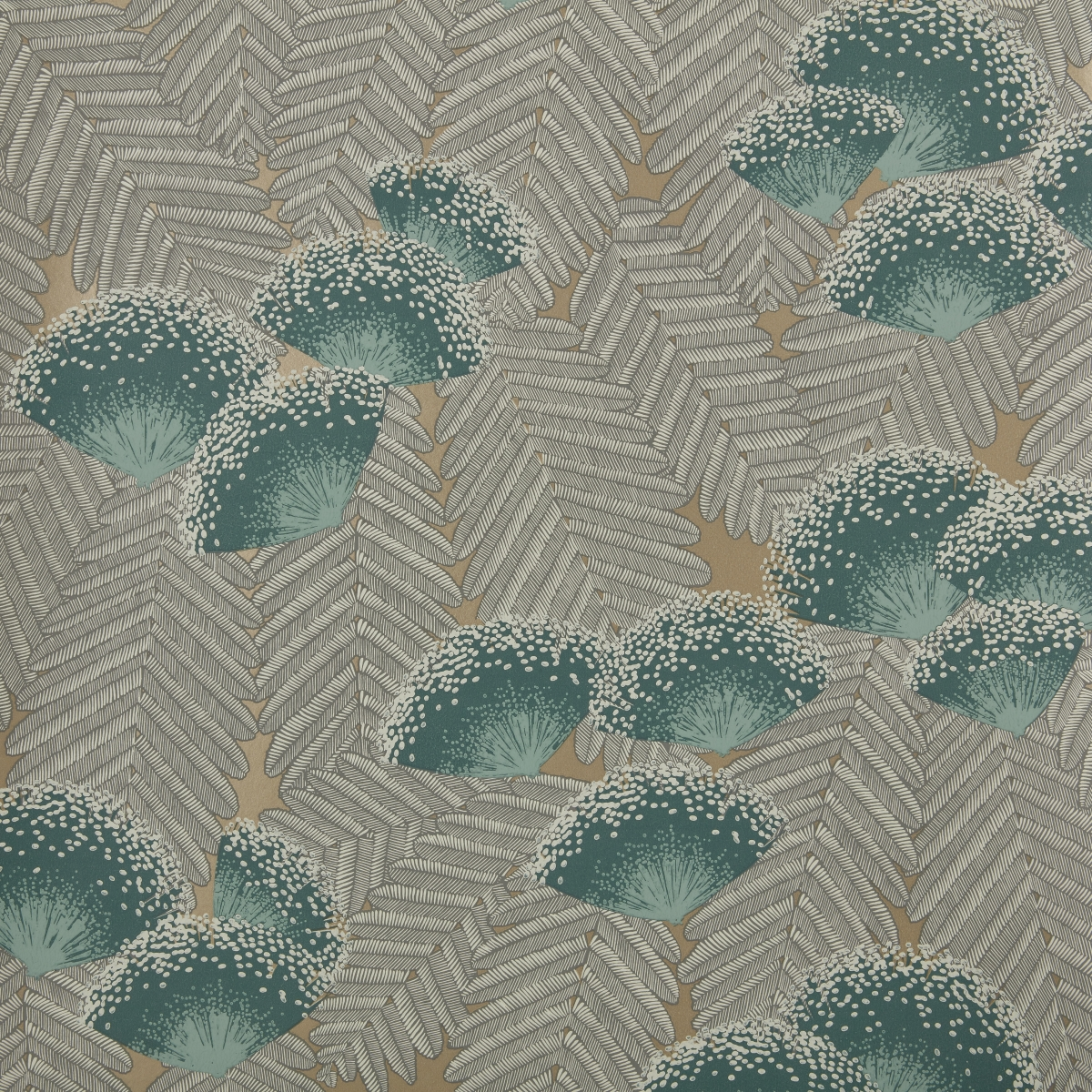 Tapet Art Deco, Clarice, 1838 Wallcoverings, 5.3mp / rola