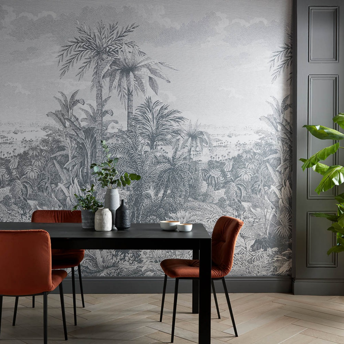 Tapet Paradise Found, 1838 Wallcoverings, 6.5mp / rola