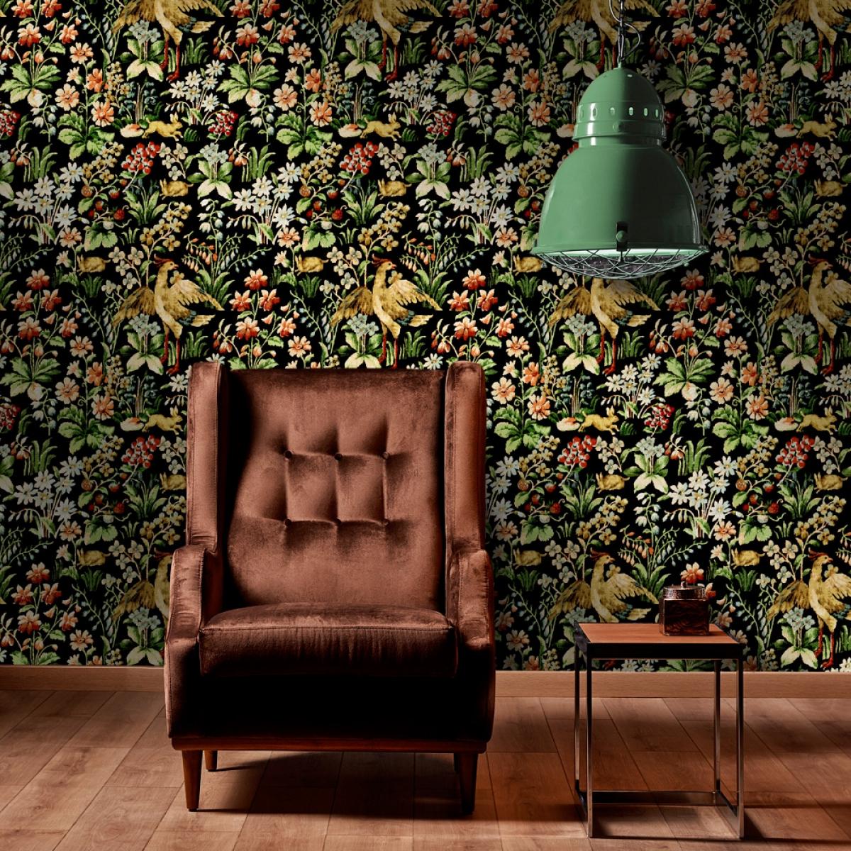 Tapet designer World Culture Floral Tapestry, MINDTHEGAP