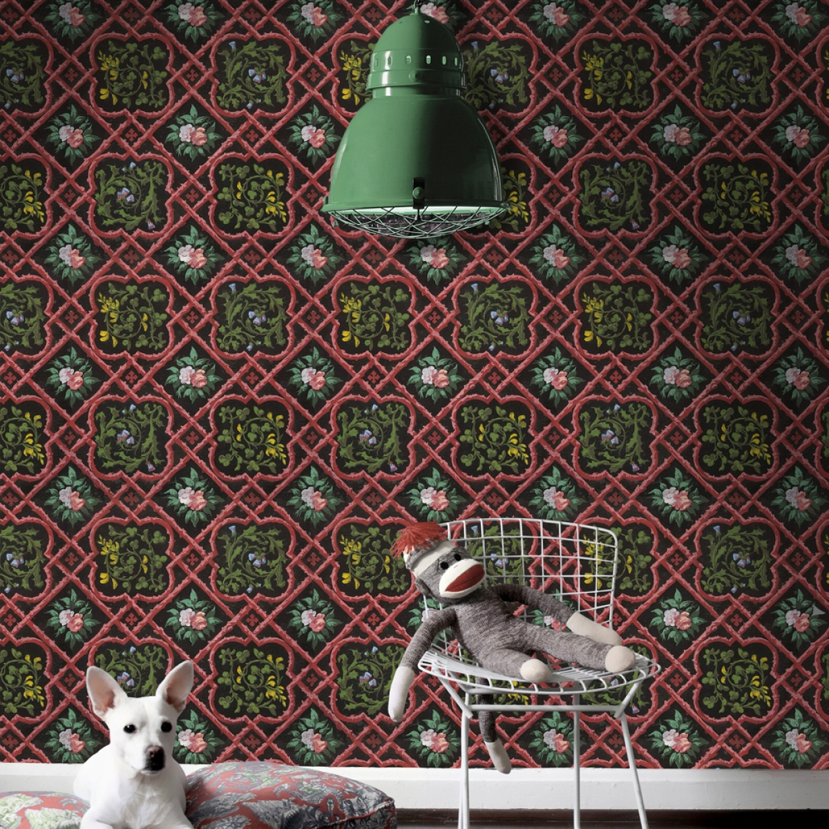 Tapet designer World Culture Latticework, MINDTHEGAP