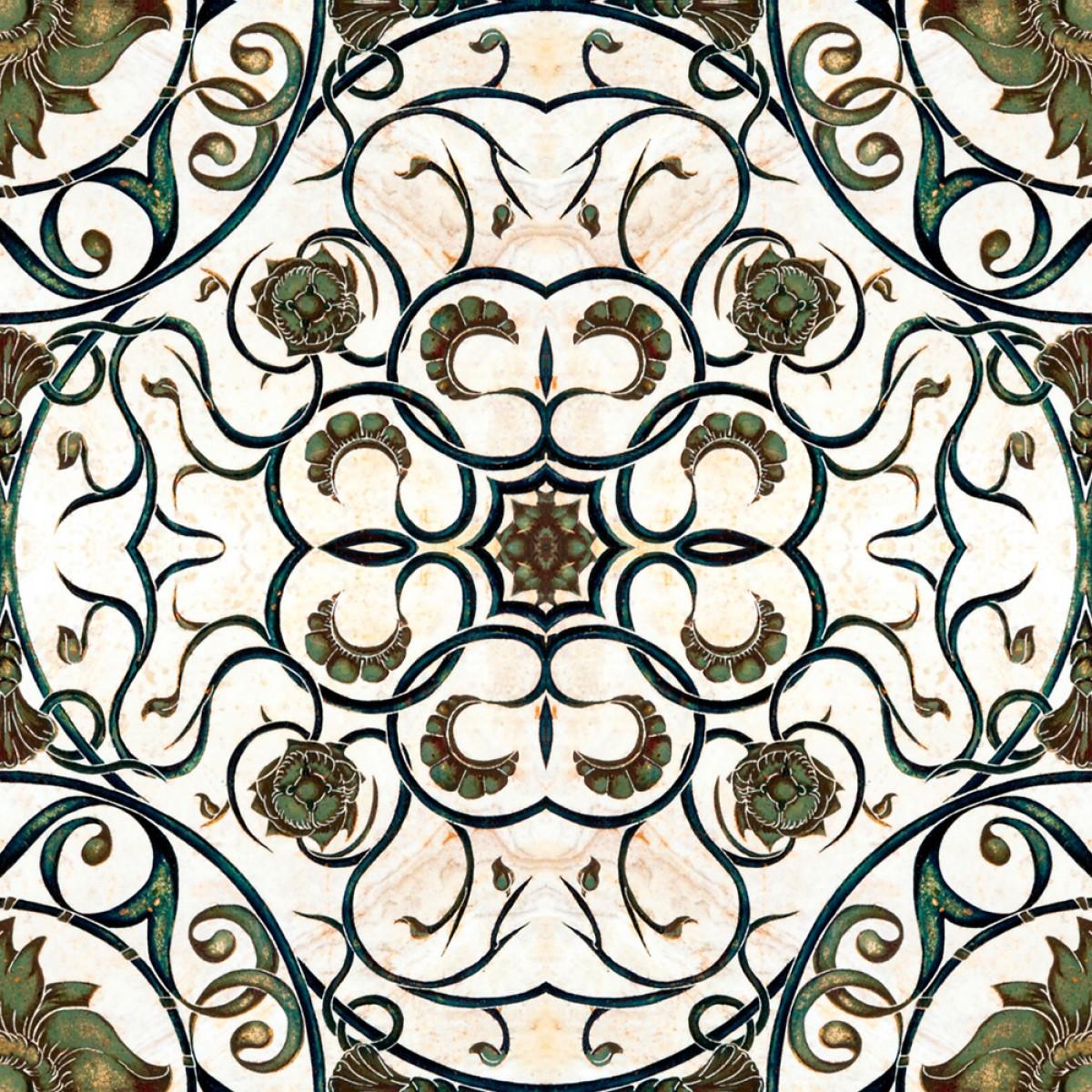 Tapet designer World Culture Organic Tile, MINDTHEGAP