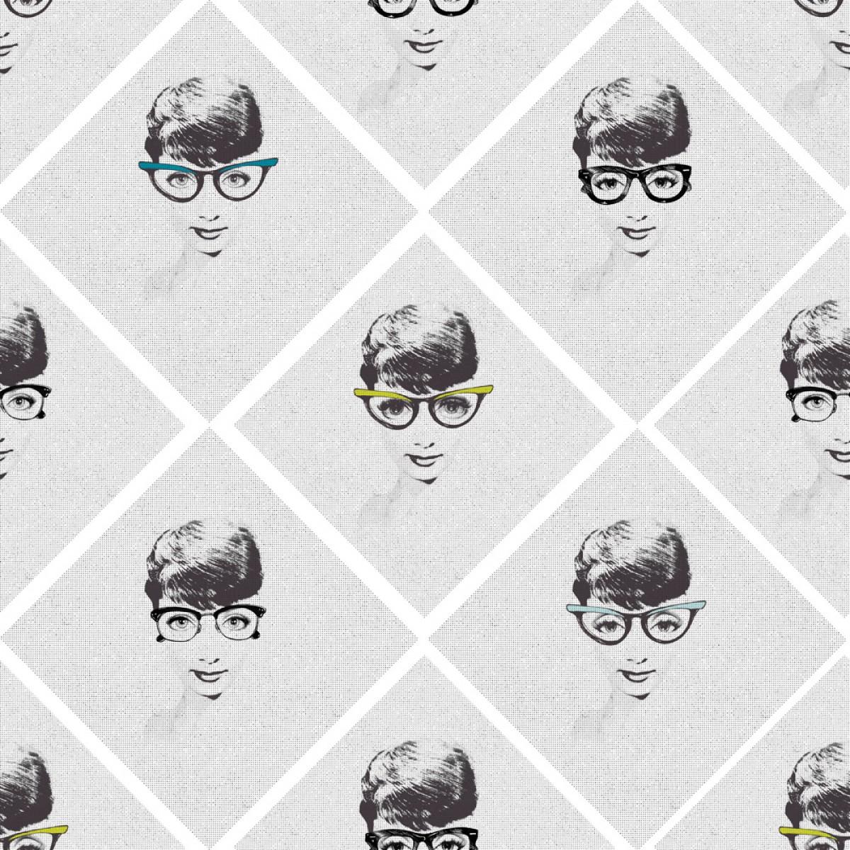 Tapet designer Illusions Female Illusion, MINDTHEGAP