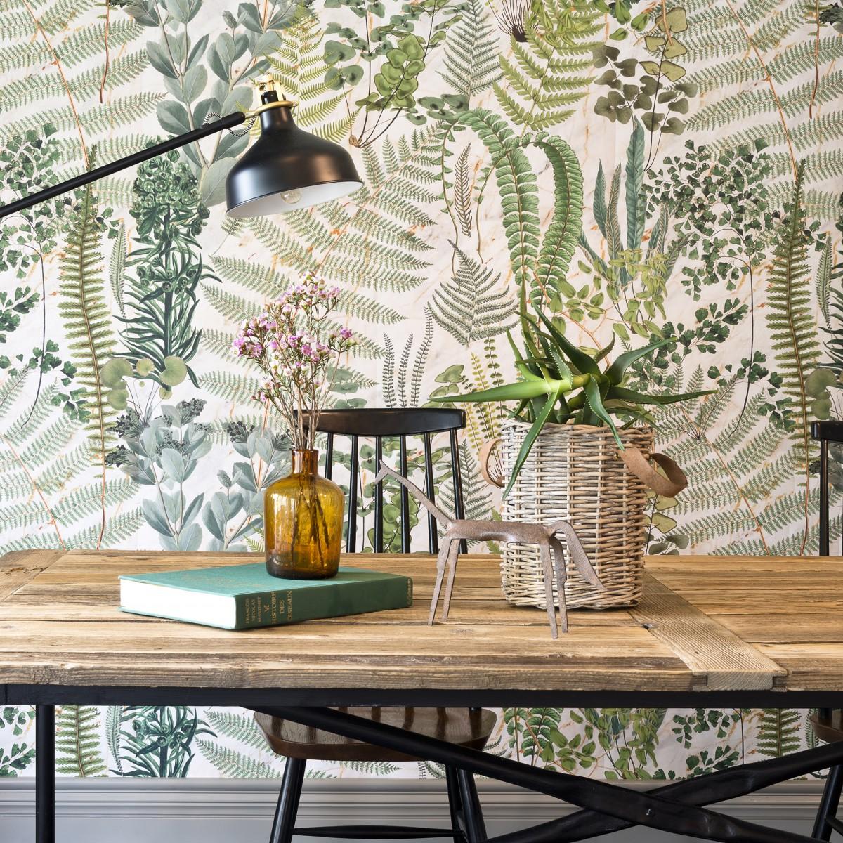 Tapet designer GREEN SANCTUARY, MINDTHEGAP