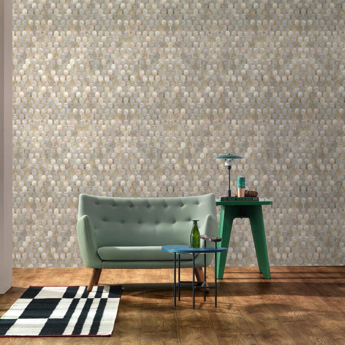Tapet designer Nizwa by Bethan Grey, BGR, NLXL, 4.9mp / rola