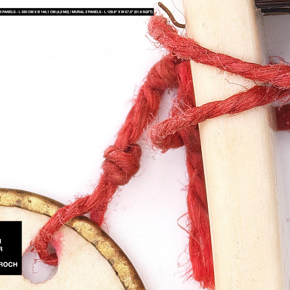 Tapet designer Obsession -  BRUSHES XL by Daniel Rozensztroch, DRO-04, NLXL, 4.8mp / model