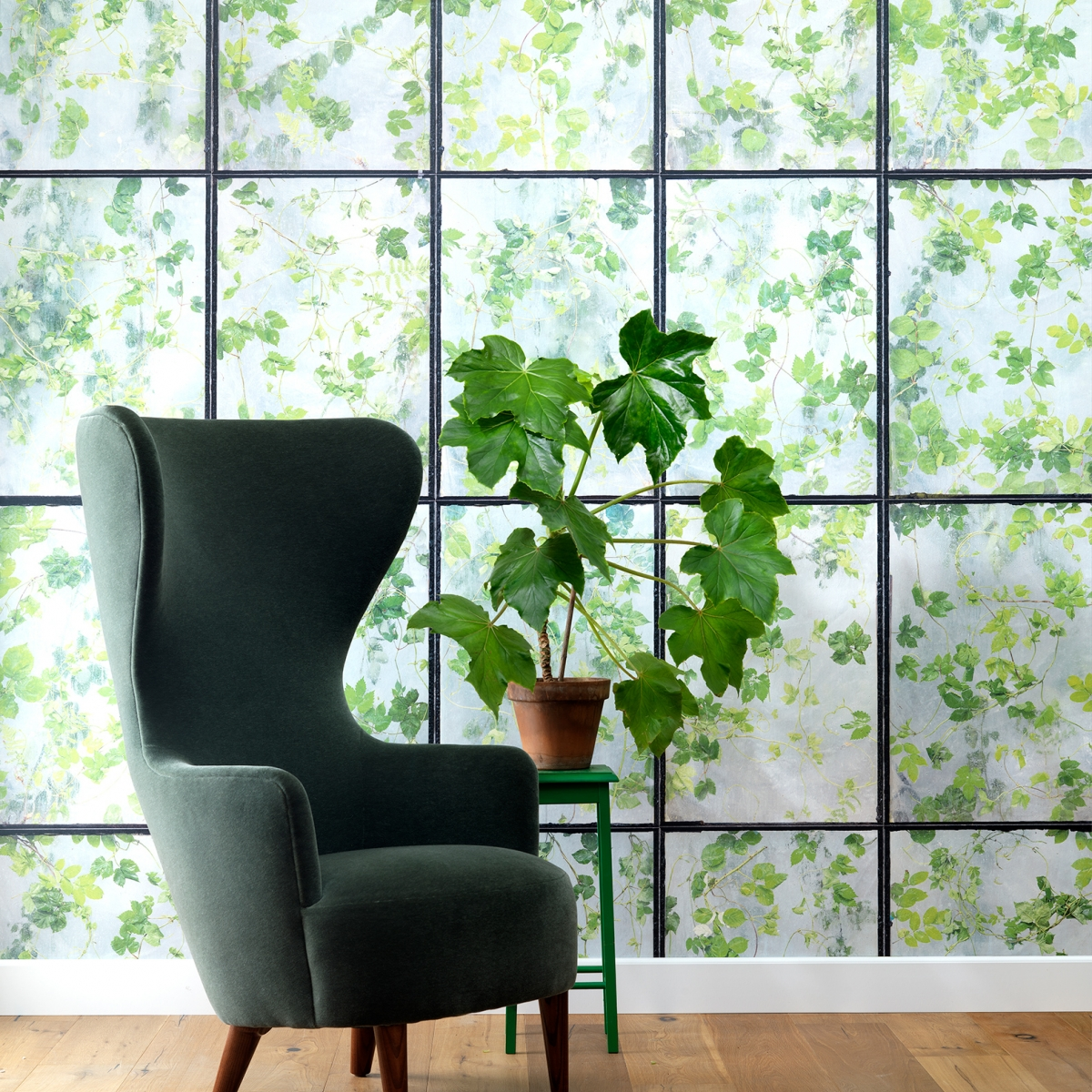 Tapet designer Greenhouse by Erik Gutter, ERG-01, NLXL, 4.9mp / rola