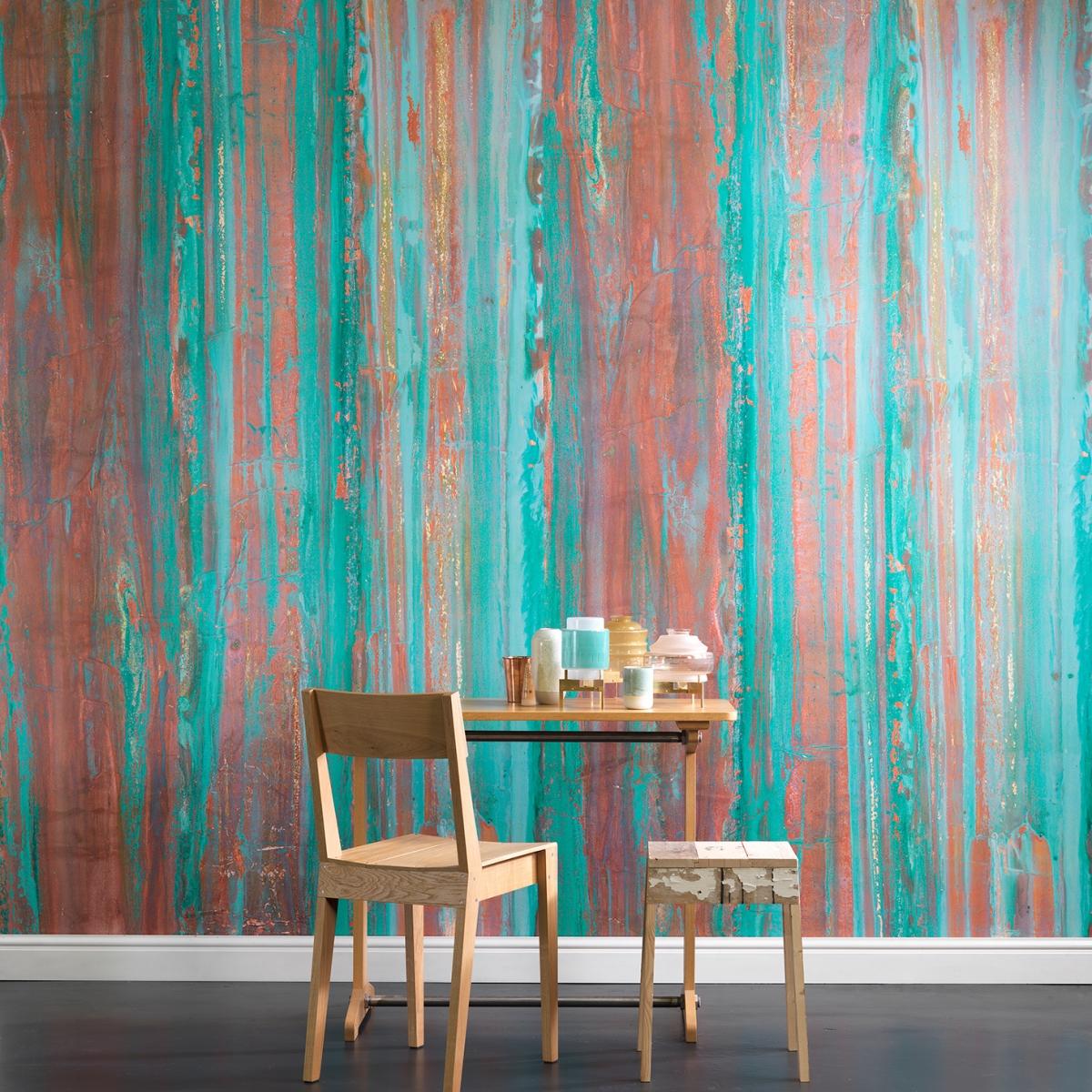 Tapet designer Copper by Piet Hein Eek, PHC, NLXL, 4.9mp / rola
