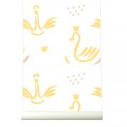 Tapet lavabil premium pastel RB132,4 x 50cm x 285cm, ROOMblush