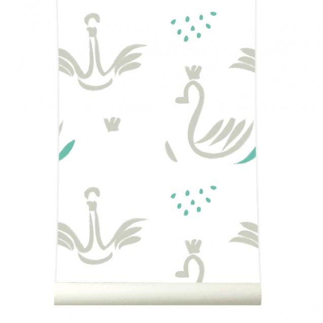 Tapet lavabil premium pastel RB133,4 x 50cm x 285cm, ROOMblush