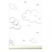 Tapet lavabil premium pastel RB147,4 x 50cm x 285cm, ROOMblush