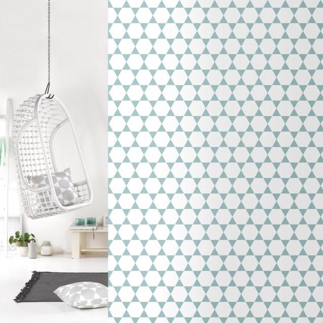 Tapet lavabil premium pastel STARS, 4 x 50cm x 285cm, ROOMblush