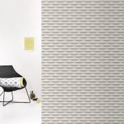 Tapet lavabil premium pastel STORM, 4 x 50cm x 285cm, ROOMblush