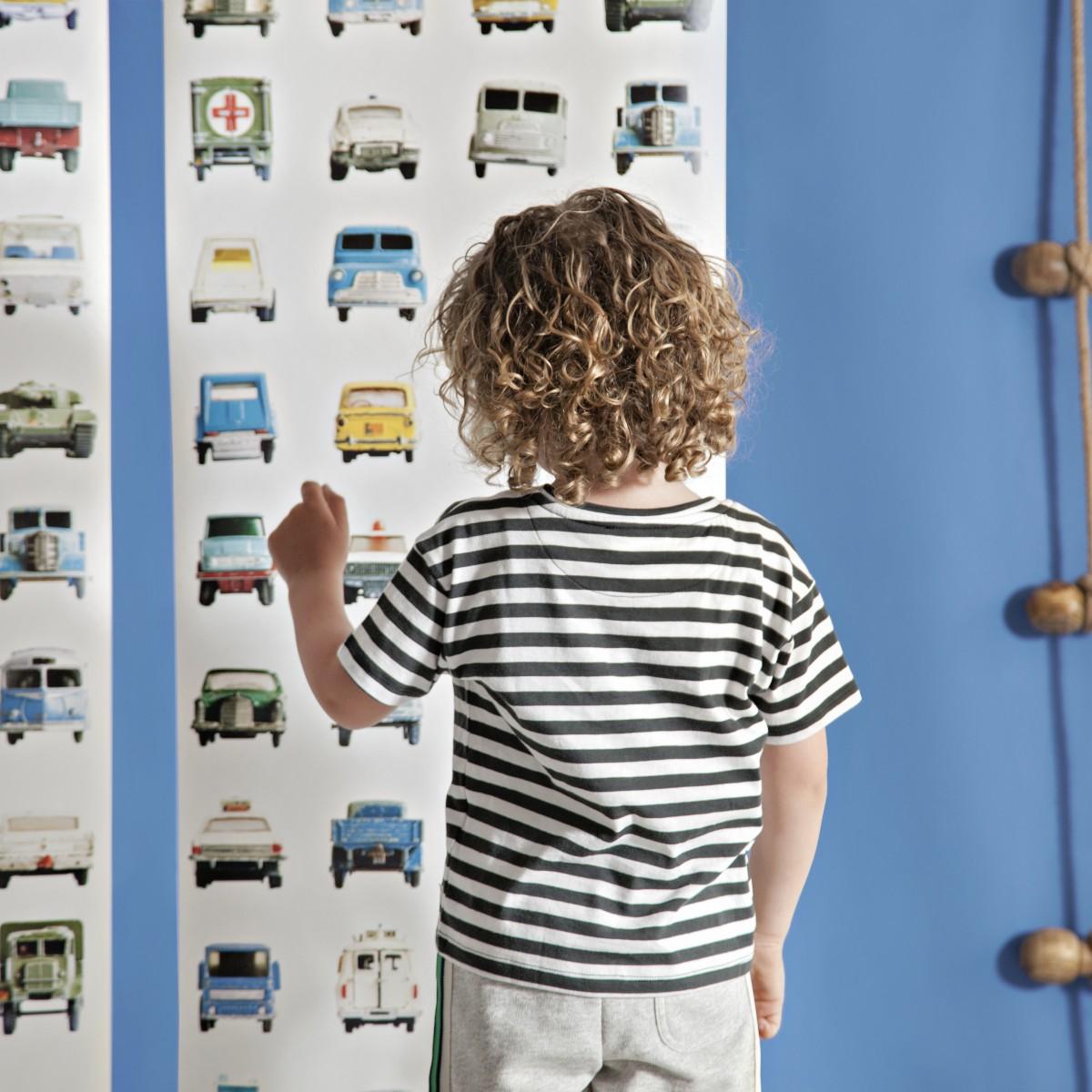 Tapet pentru copii Car - studio ditte