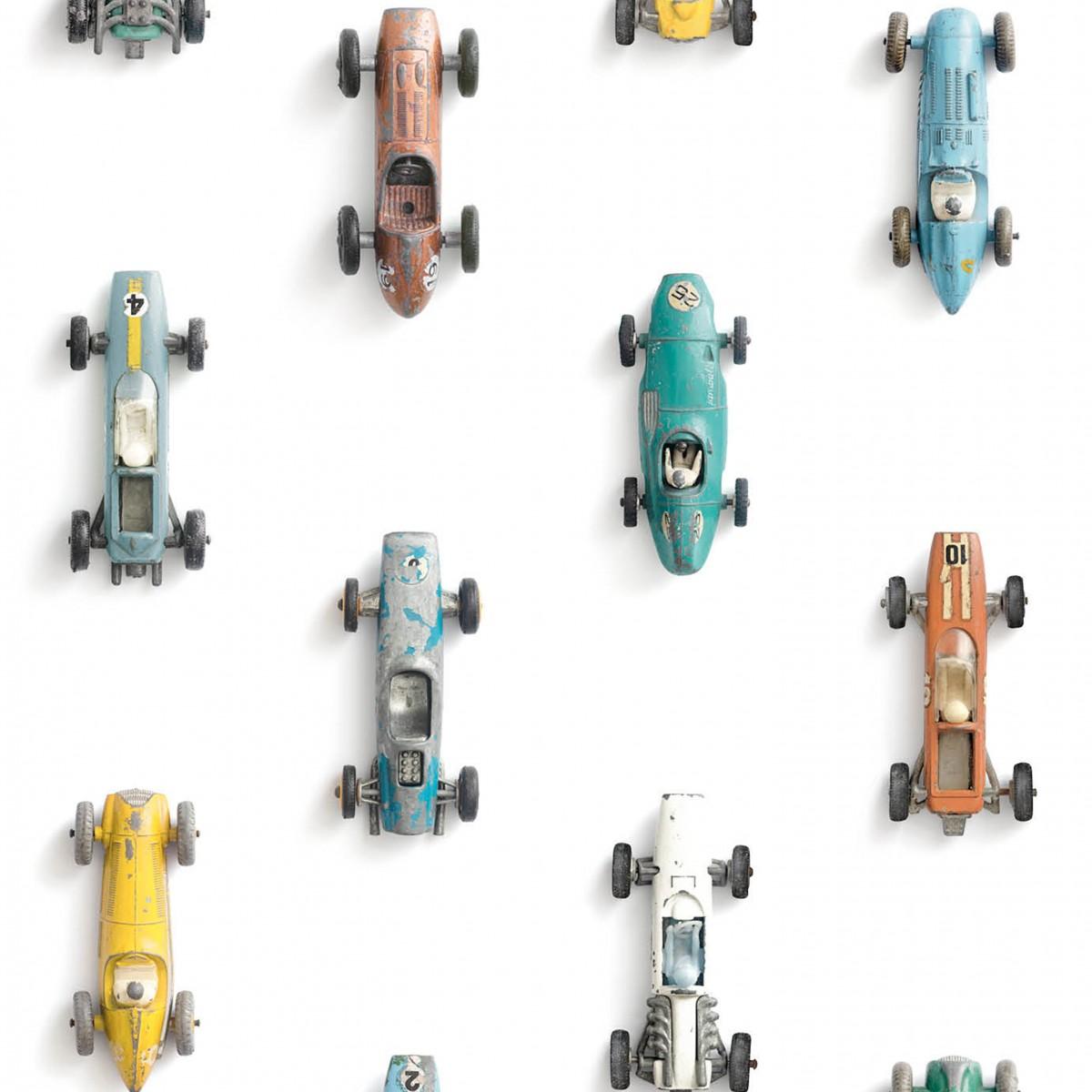 Tapet pentru copii Race car - studio ditte