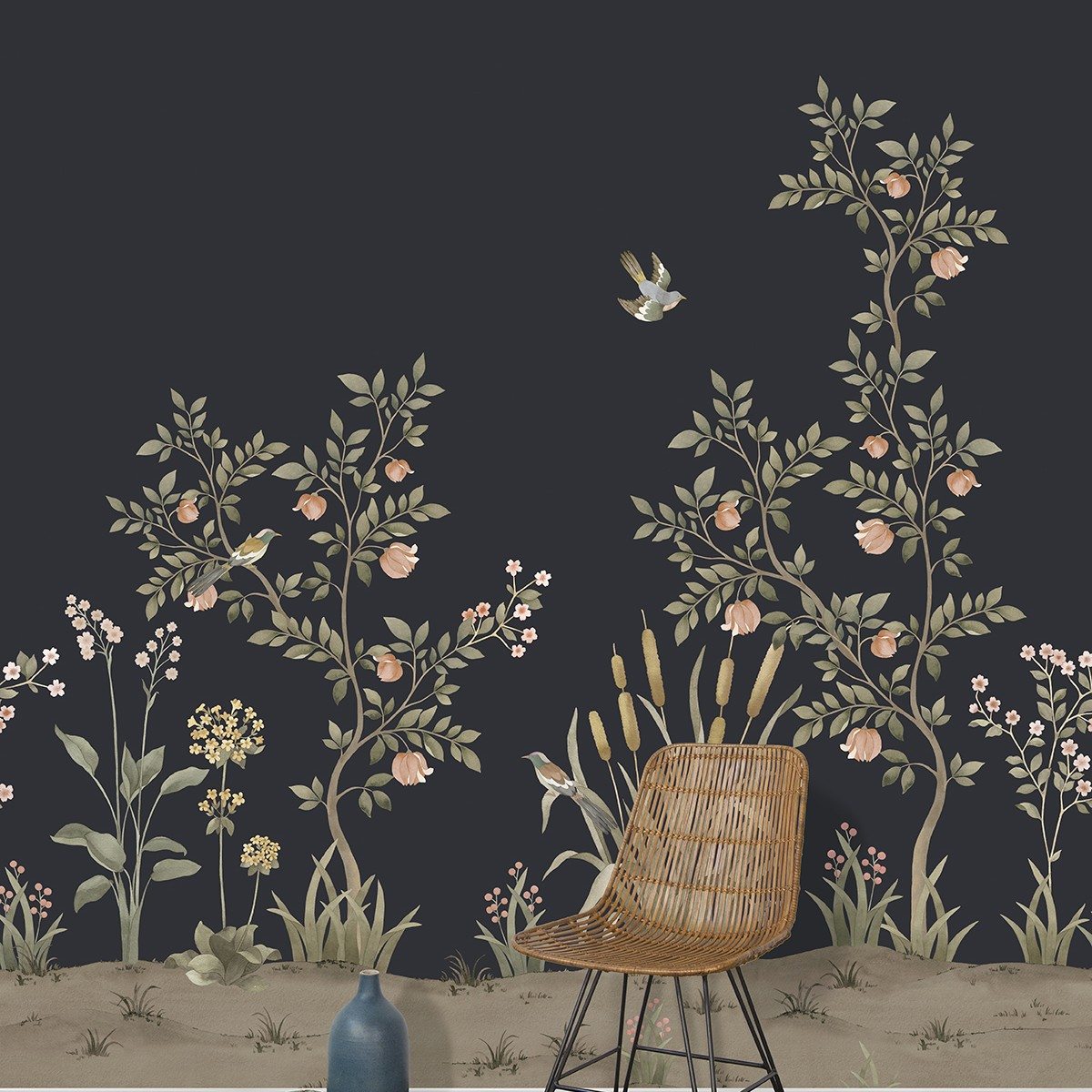 Panel tapet Les Vangardes CH05, TresTintas, 204 x 300cm