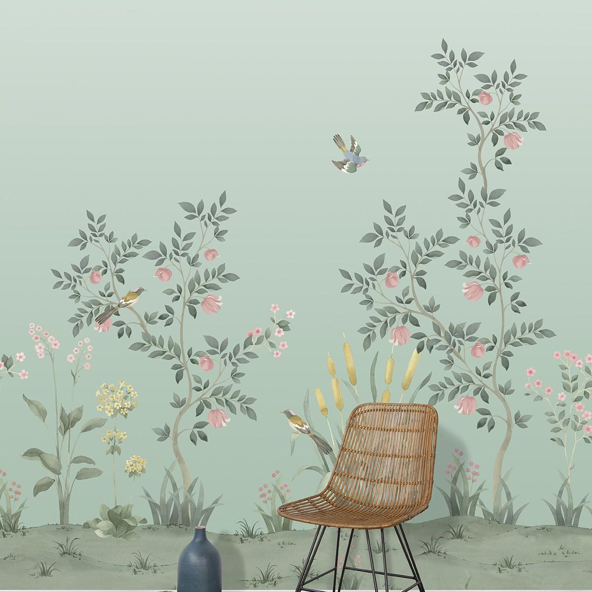 Panel tapet Les Vangardes CH07, TresTintas, 204 x 300cm