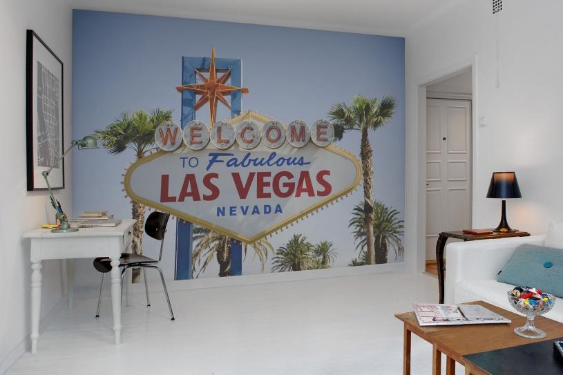 Fototapet Las Vegas  Personalizat  Rebel Walls