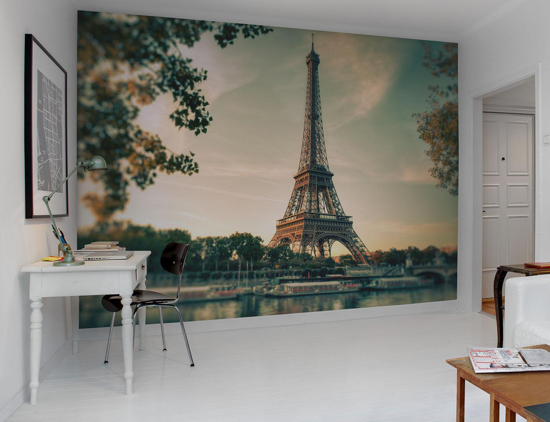 Fototapet Paris  Personalizat  Rebel Walls