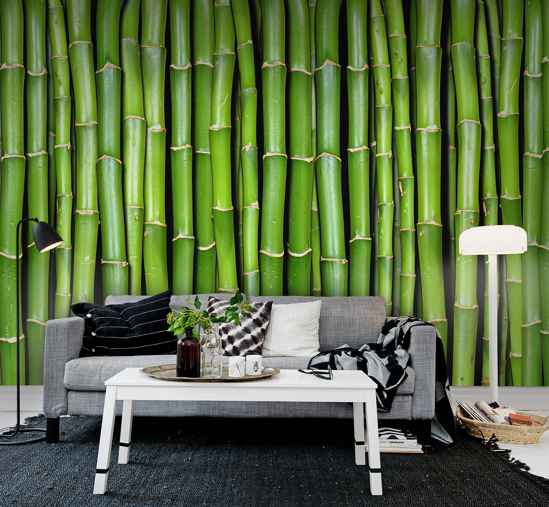 Fototapet Bamboo  Personalizat  Rebel Walls