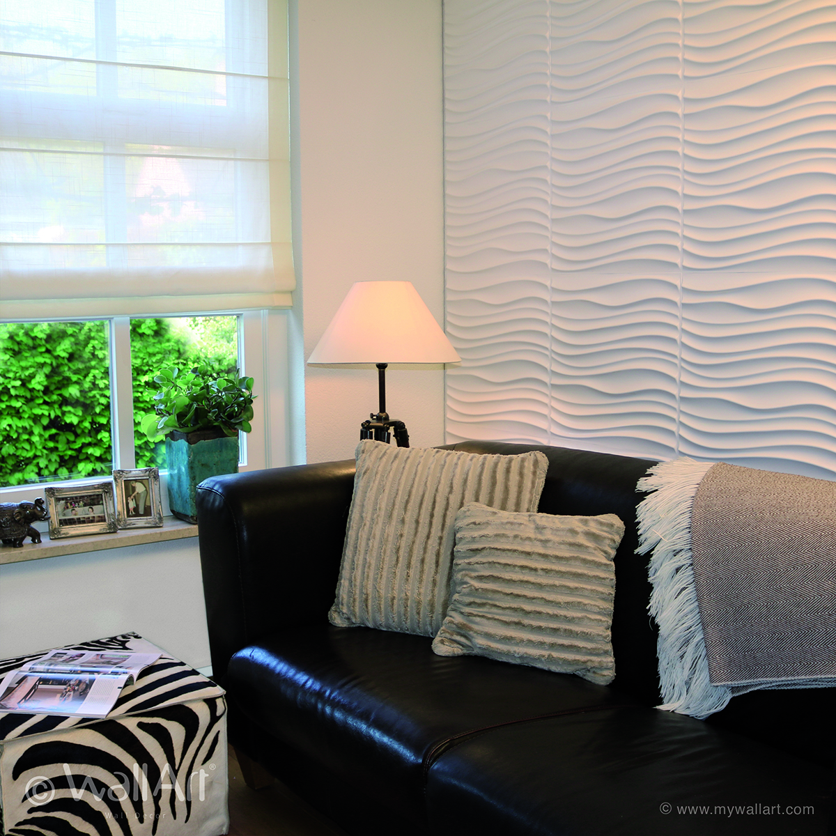 Panouri Decorative 3d Maxwell Wallart 12 Placi 50x