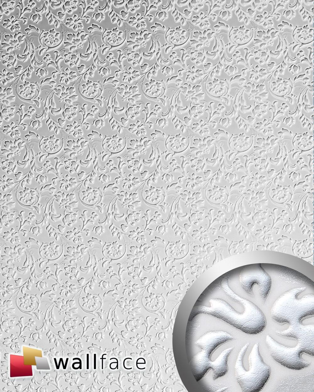 Panou Decorativ Leather 13414  Wallface  Autocolant