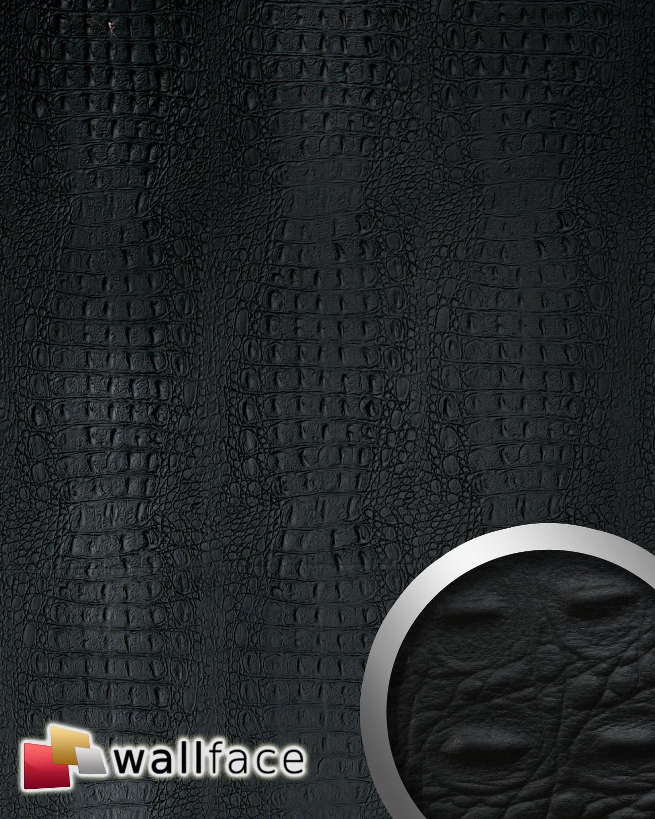 Panou Decorativ Leather 13408  Wallface  Autocolant