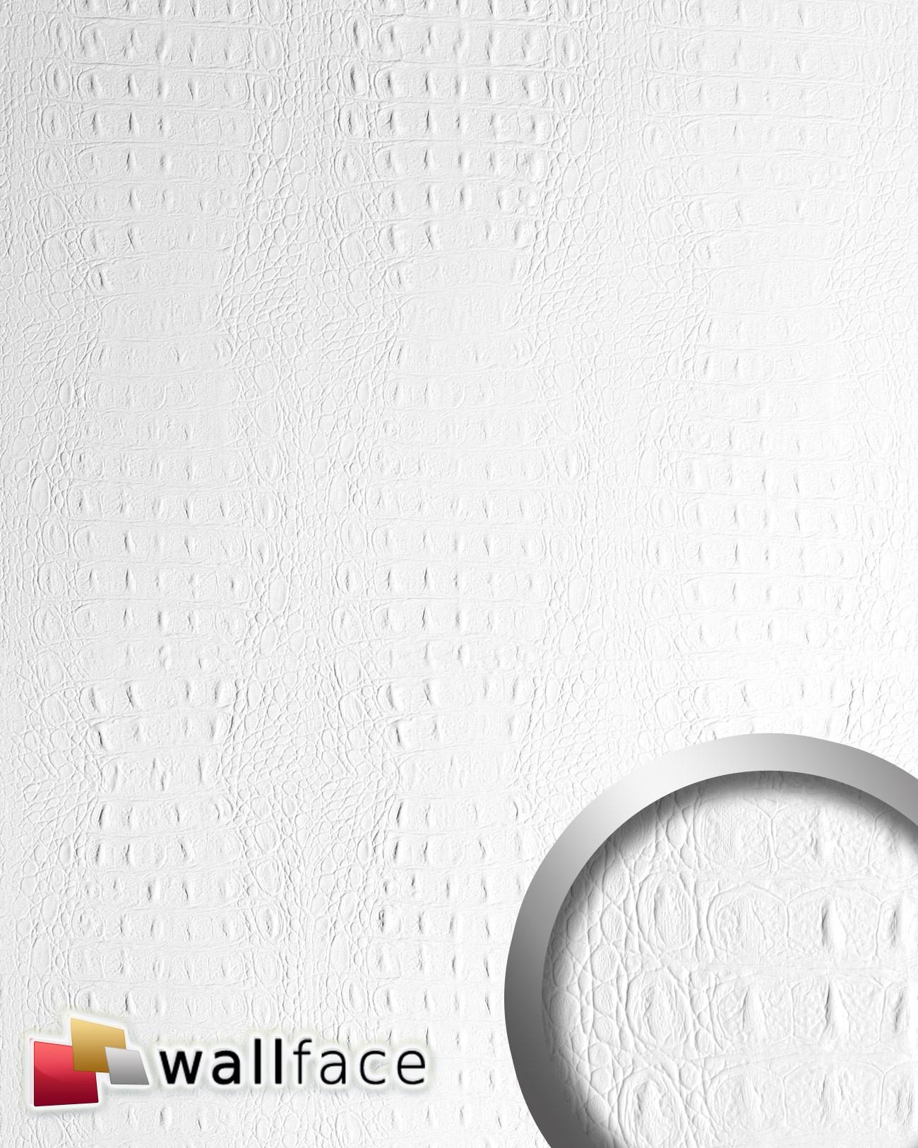 Panou Decorativ Leather 13407  Wallface  Autocolant