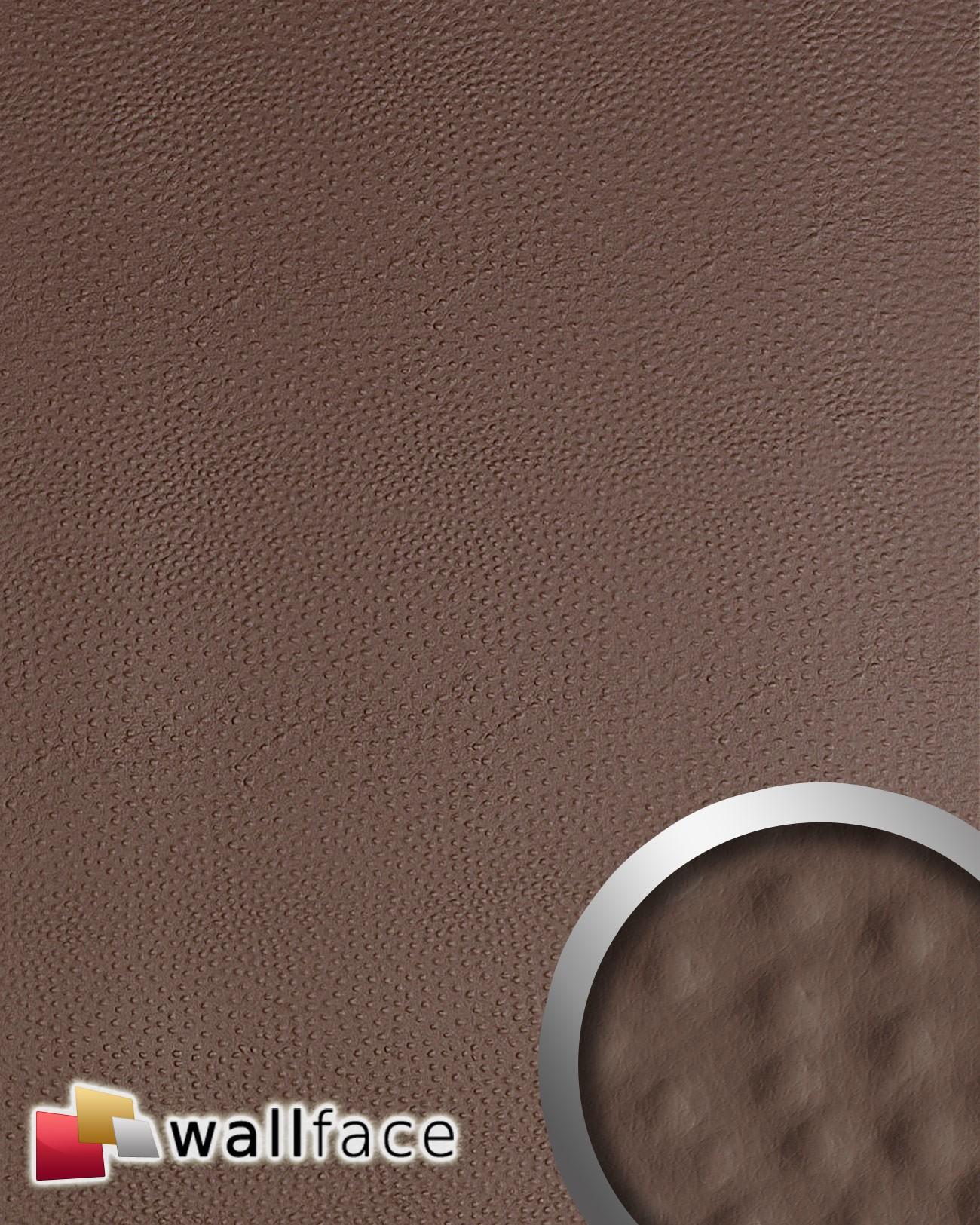 Panou Decorativ Leather 13403  Wallface  Autocolant