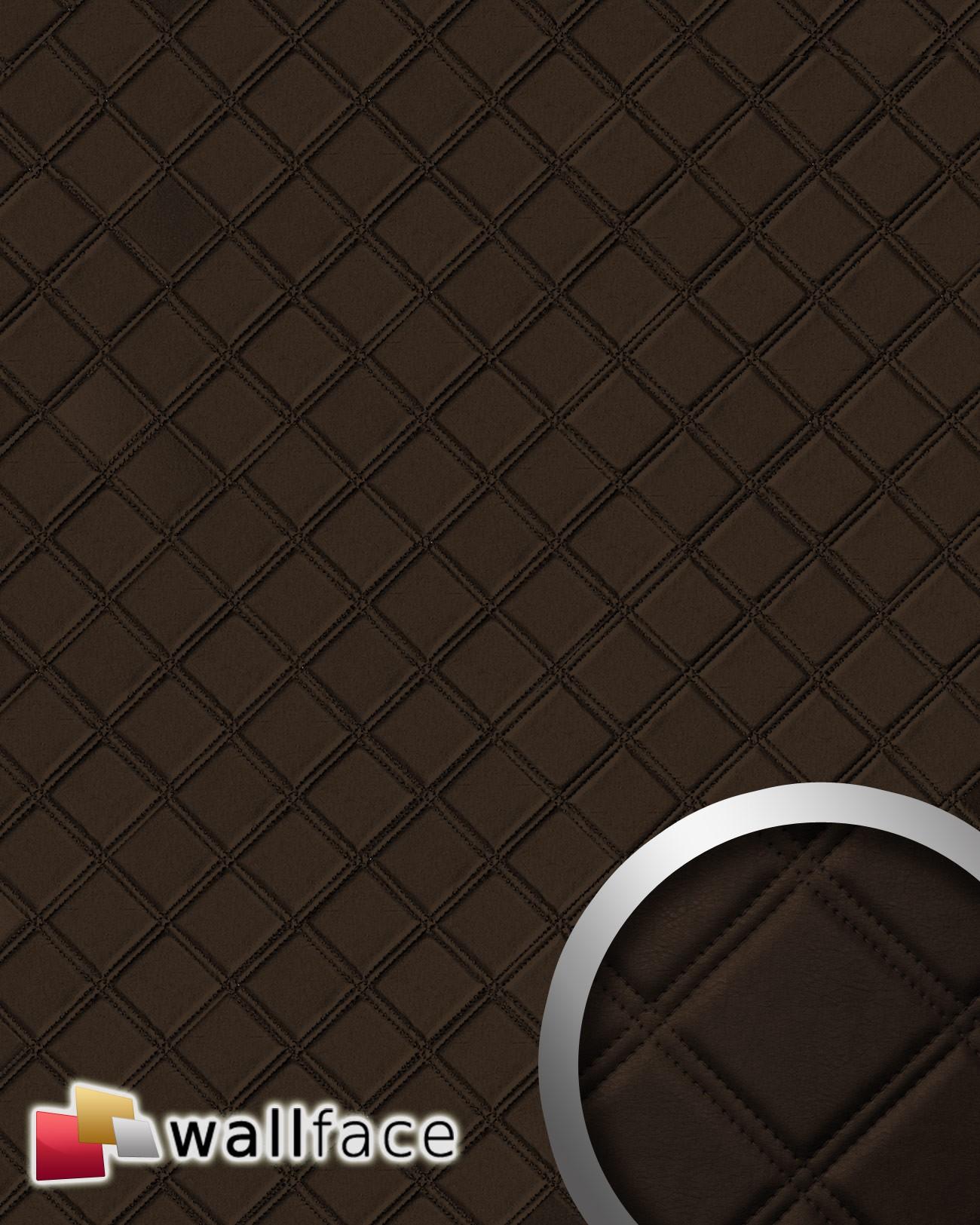 Panou Decorativ Leather 15037  Wallface  Autocolan