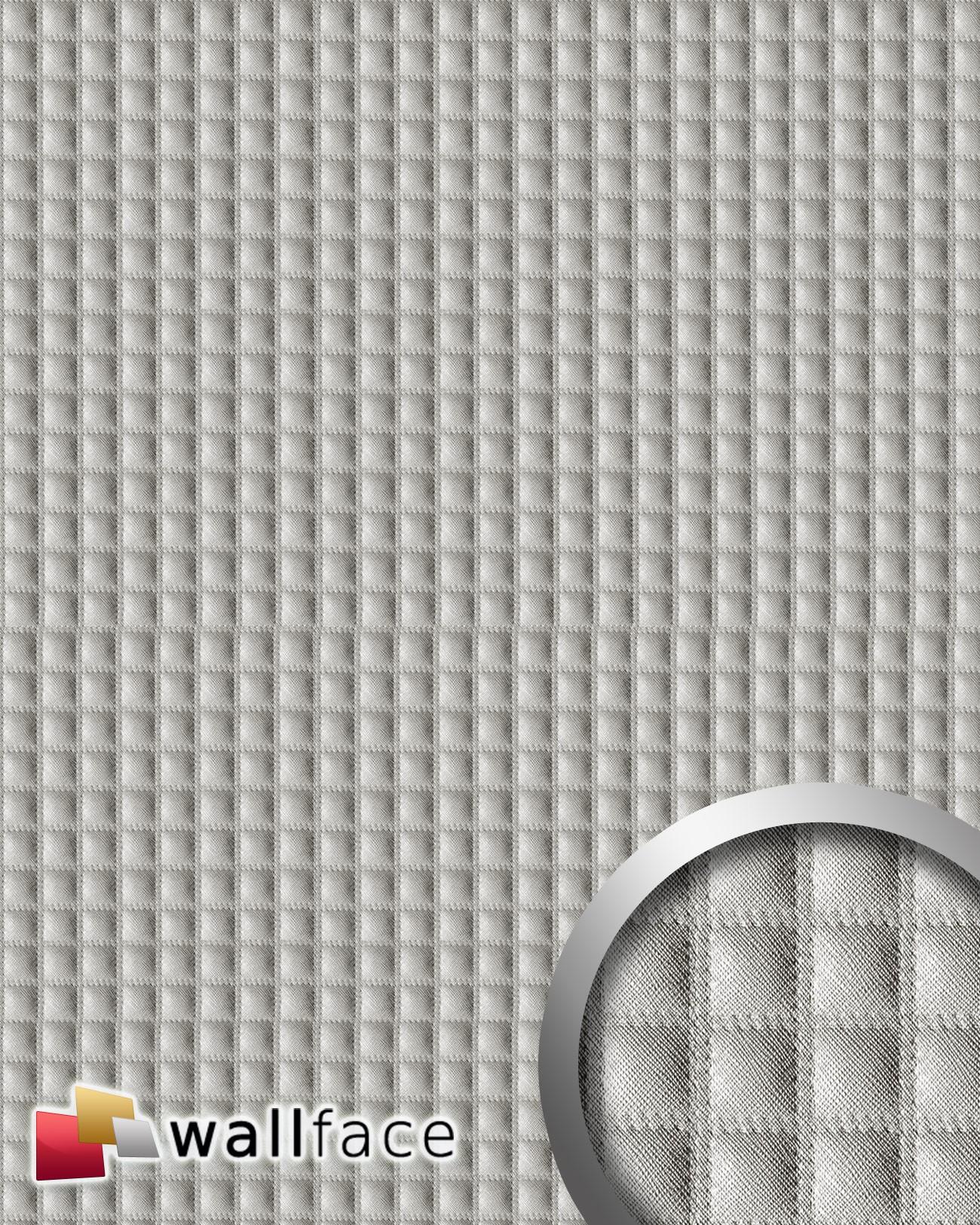 Panou Decorativ Leather 16422  Wallface  Autocolan
