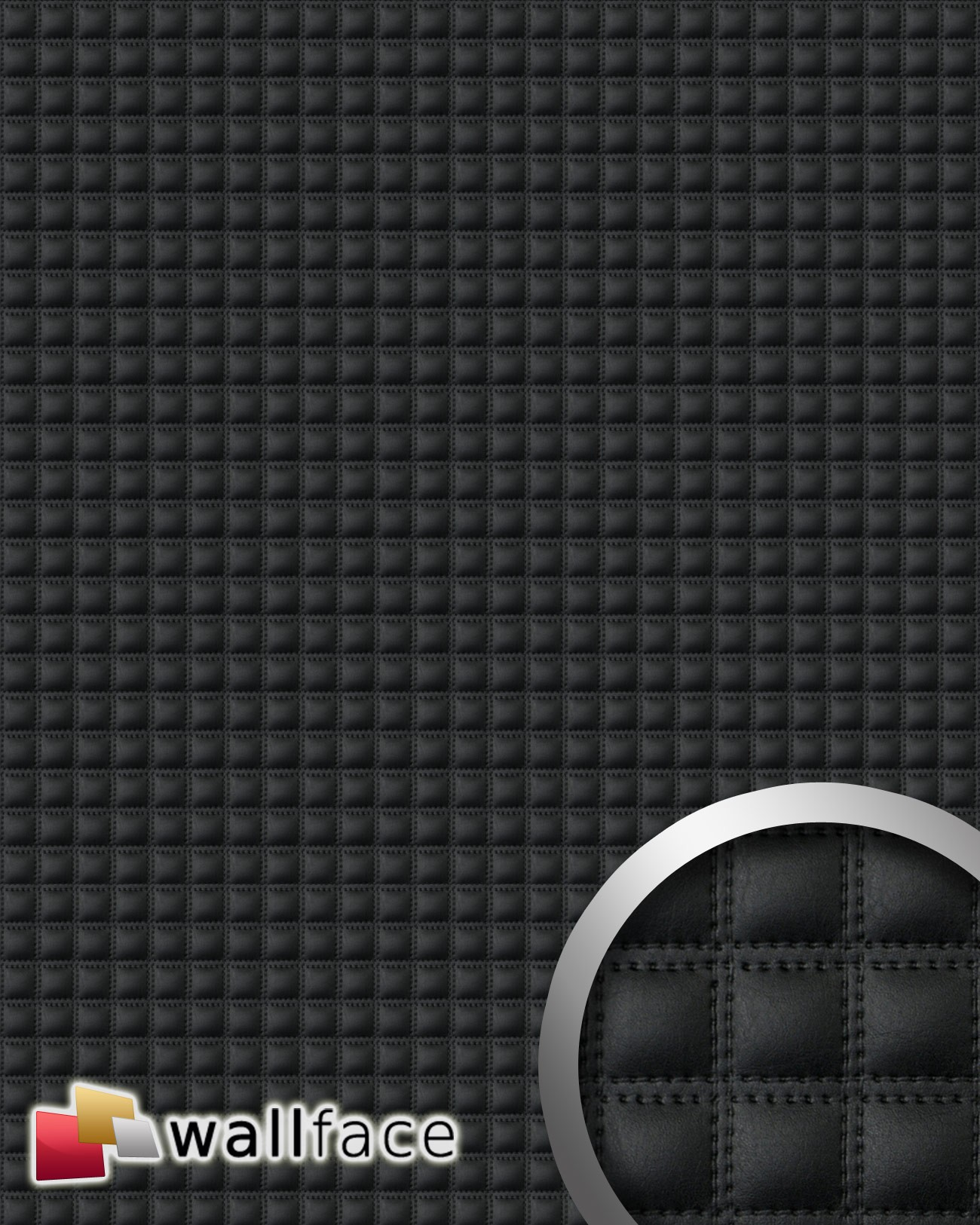 Panou Decorativ Leather 15032  Wallface  Autocolant