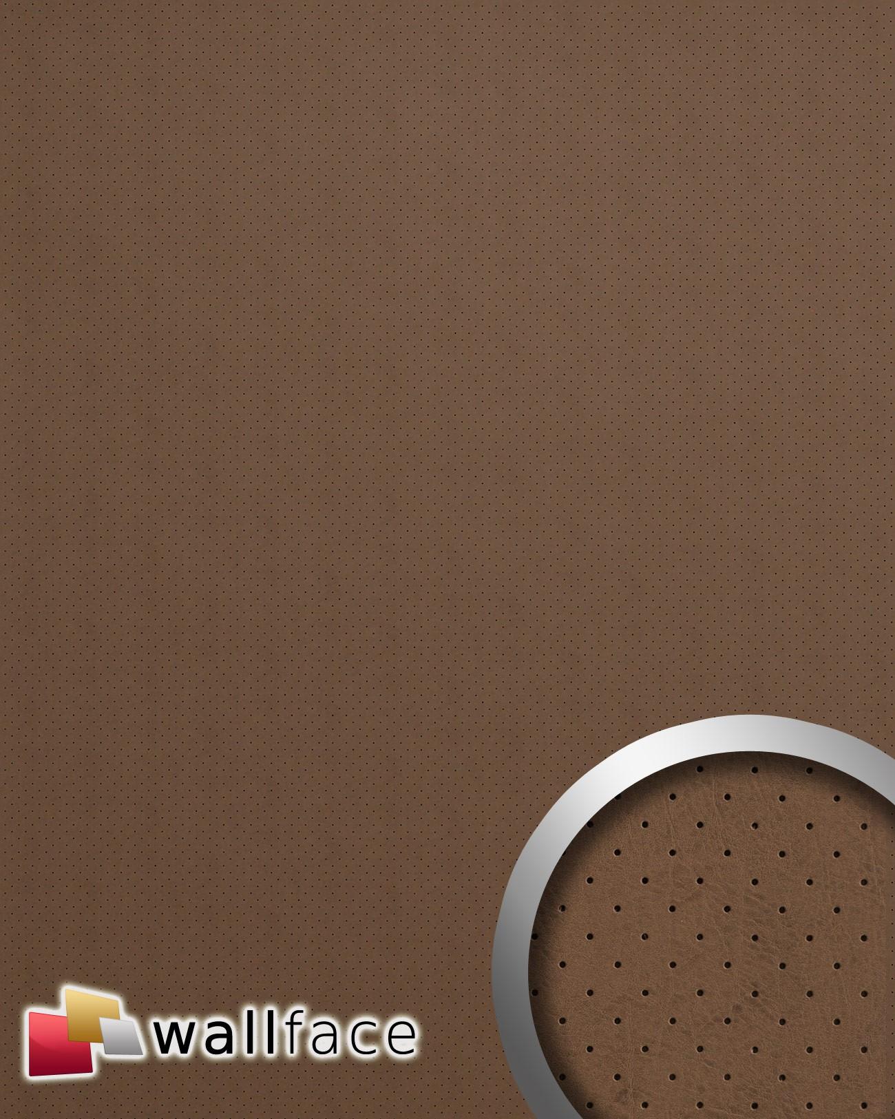Panou Decorativ Leather 15286  Wallface  Autocolan