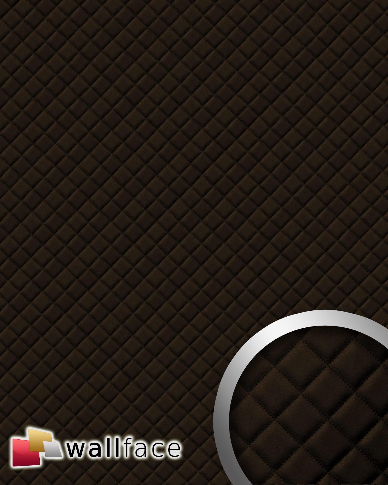 Panou Decorativ Leather 15036  Wallface  Autocolan