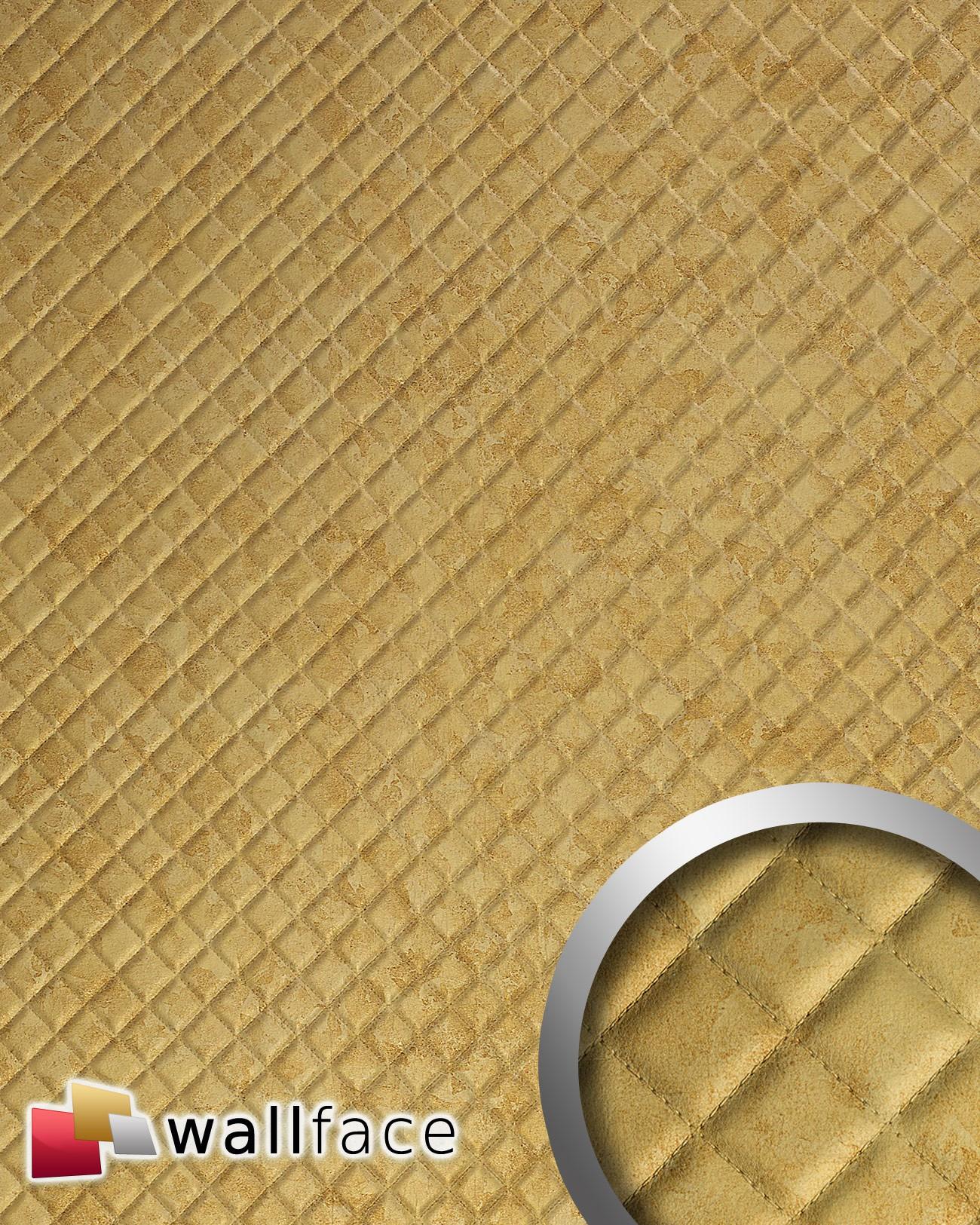 Panou Decorativ Leather 17849  Wallface  Autocolan