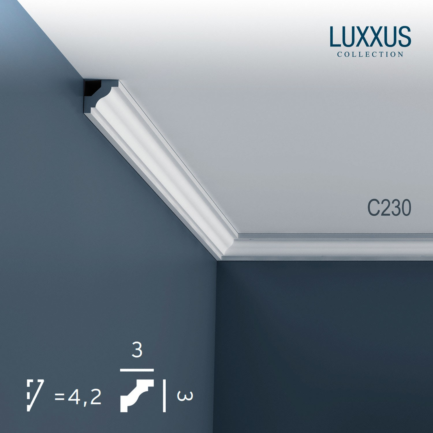 Element Decorativ Luxxus C230 Orac Decor