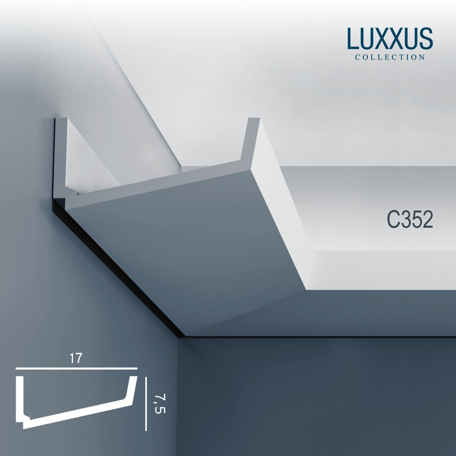 Element Decorativ Luxxus C352 Orac Decor