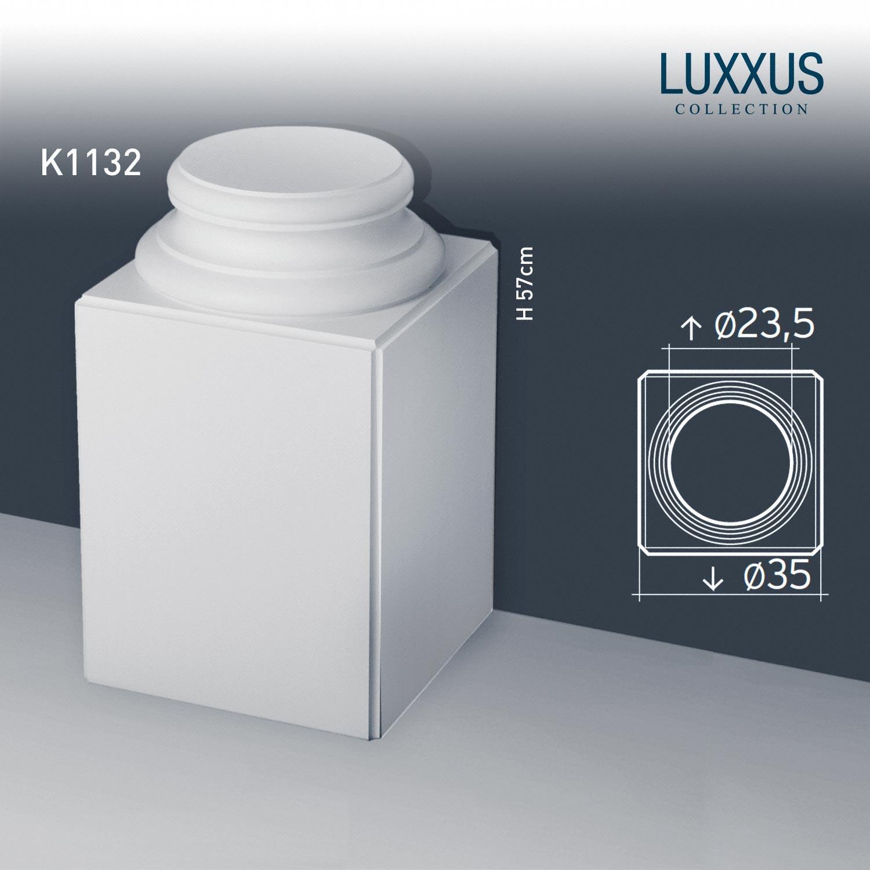 Element Decorativ Baza Coloana Luxxus K1132 Orac D