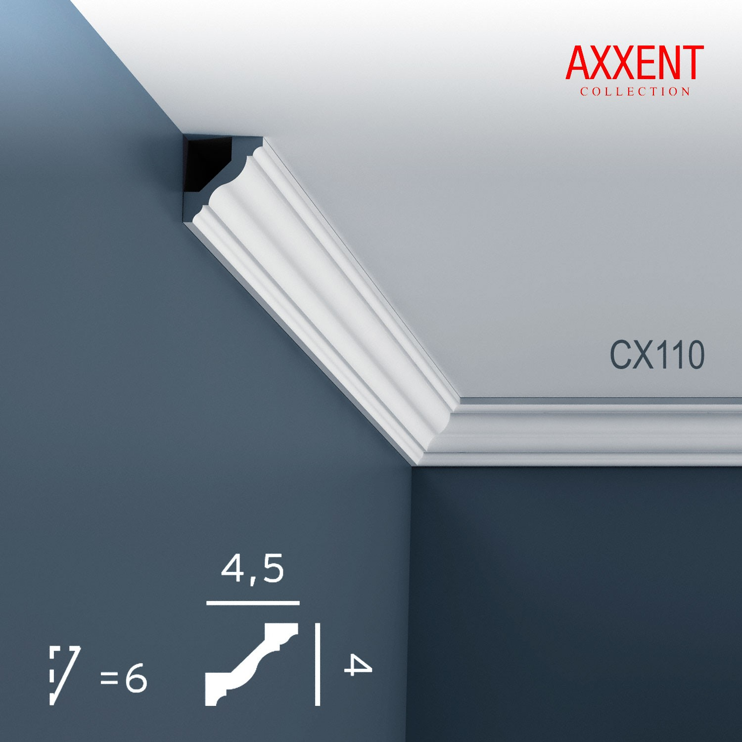 Element Decorativ Axxent Cx 110 2m Orac Decor