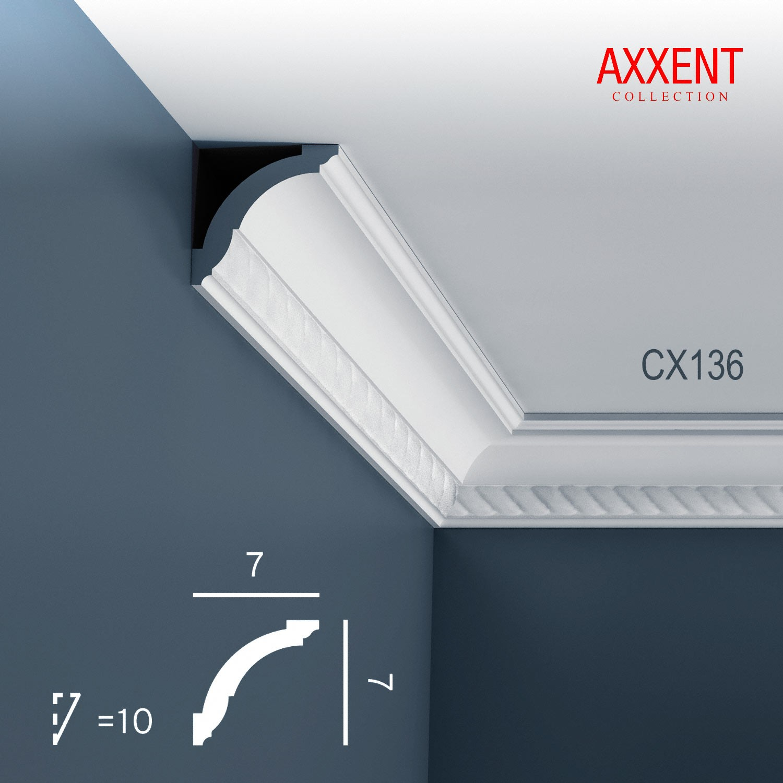 Element Decorativ Axxent Cx 136 2m Orac Decor