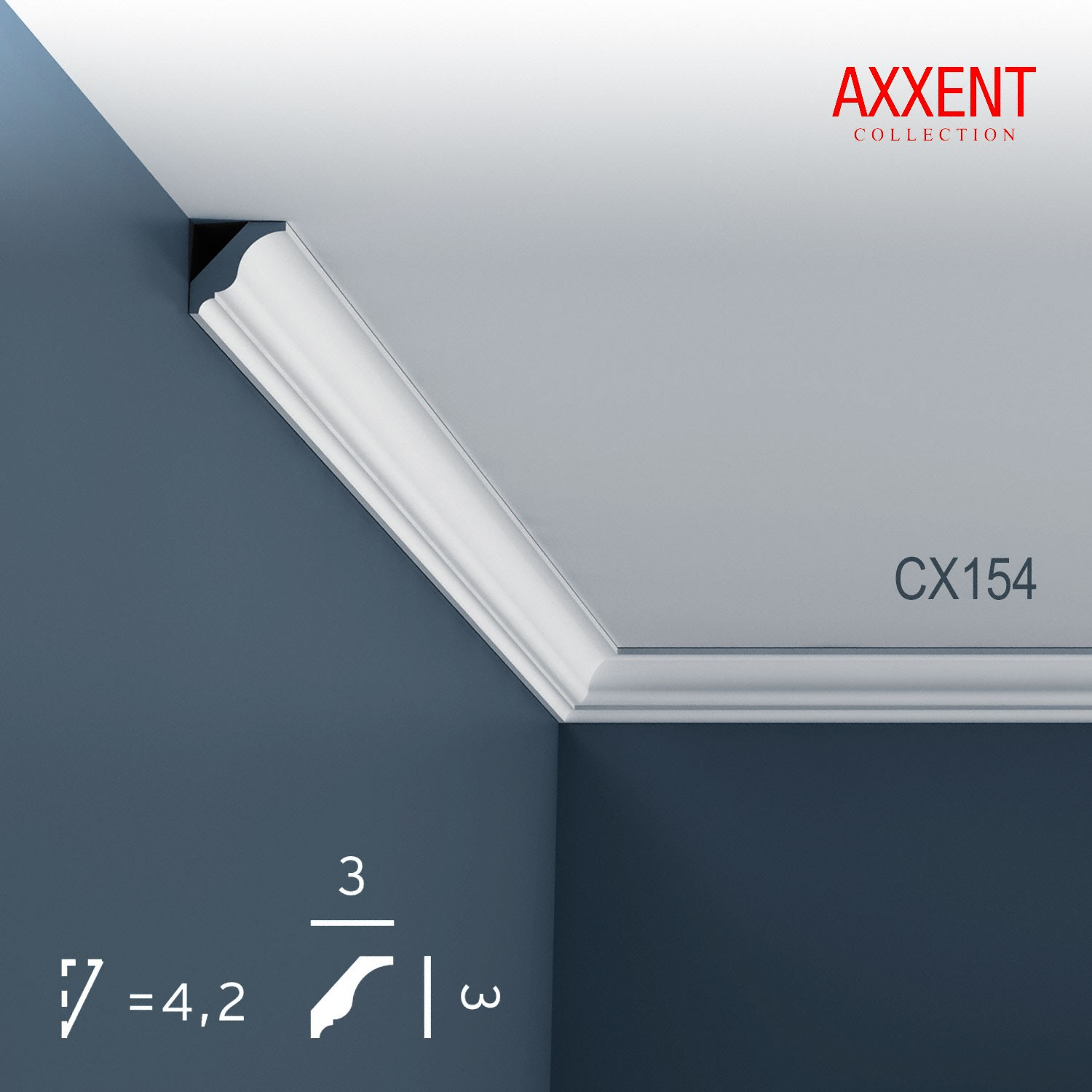 Element Decorativ Axxent Cx 154 2m Orac Decor